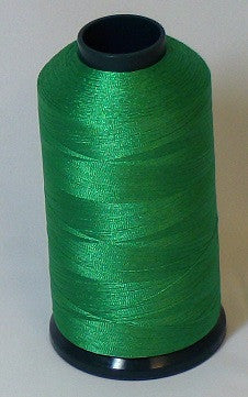 RAPOS-505 Clover Green Thread Cone – 5000 Meters