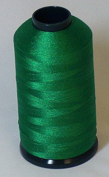 RAPOS-506 Medium Kelly Green Thread Cone – 5000 Meters