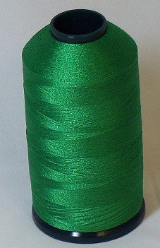 RAPOS-510 Light Kelly Green Thread Cone – 5000 Meters