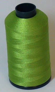 RAPOS-513 Green Yellow Thread Cone – 5000 Meters