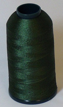RAPOS-519 Ivy Green Thread Cone – 5000 Meters