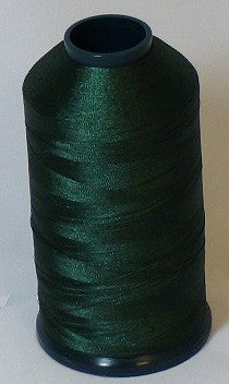 RAPOS-526 Pine Green Thread Cone – 5000 Meters