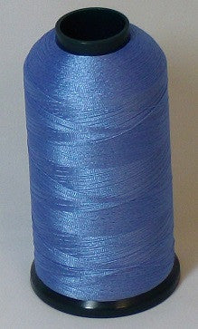 RAPOS-68 Light Deep Blue Thread Cone – 5000 Meters