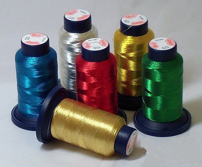 RAPOS 6 Color Metallized Thread Starter Kit
