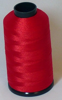RAPOS-800 Scarlet Red Thread Cone – 5000 Meters