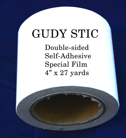 Gudy Stic Backing 4""