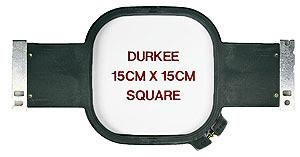 Durkee 15cm (6-inch) Tubular Square Hoop