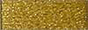 Gold Lame' Stylo Sparkling Embroidery Thread