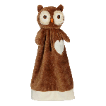 Okie Owl Embroidable Animal Blanket