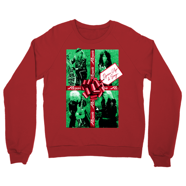 Open Up Holiday (Crewneck)
