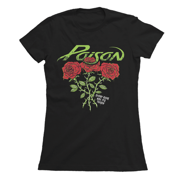 Triple Rose Tee (woman)