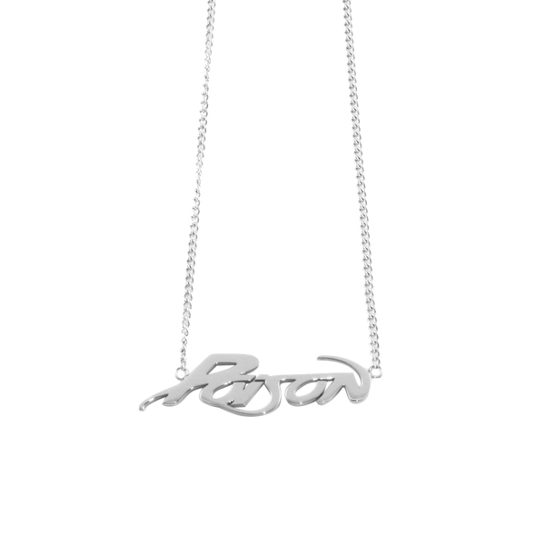 Poison Necklace