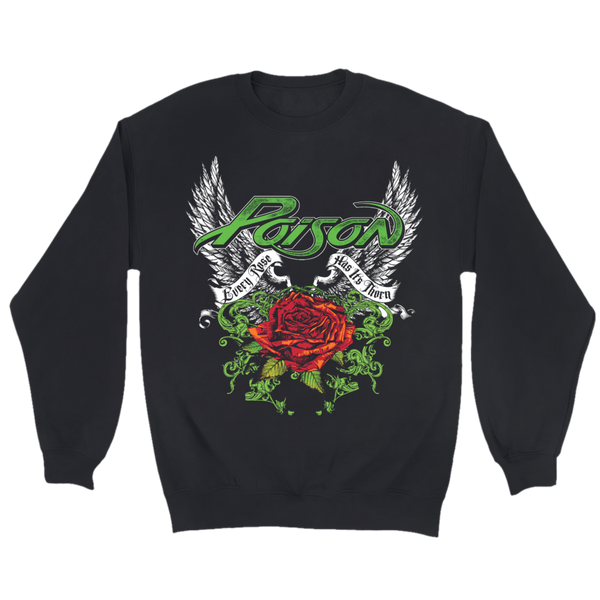 Wings and Thorns (Crewneck)