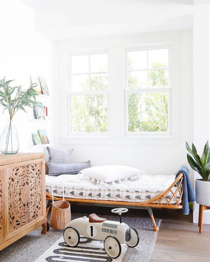 How To Fill The Empty Space Above Your Bed U2013 Nord Interior Architecture U0026  Online Furniture Store