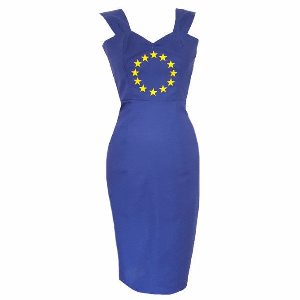 Eurovision Wiggle Dress | Fullilove Designs