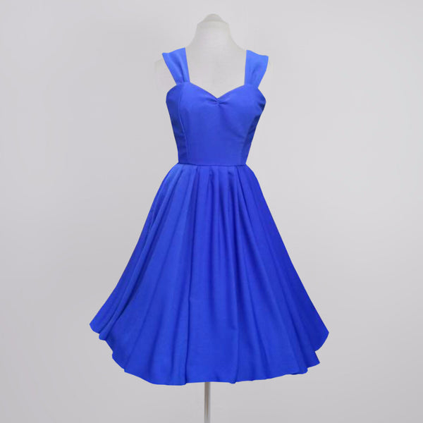 Fullilove Designs Classic 1950's Swing Dress