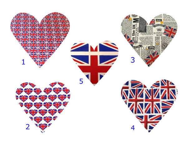Union Jack Bolero - 1950s Inspired Vintage Jacket