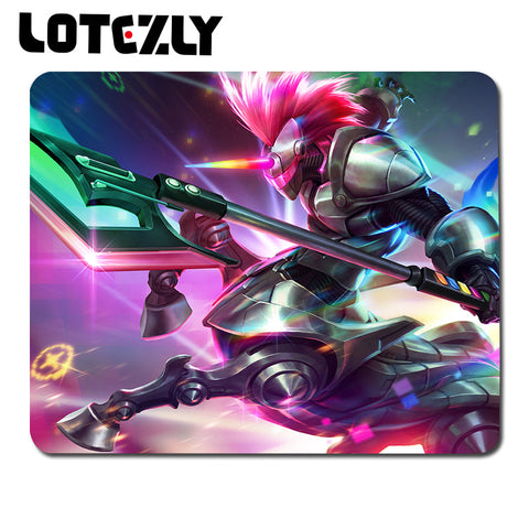 Mousepad Hecarim Fliperama League of Legends