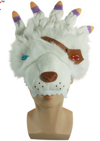 Chapéu do Rengar para Cosplay