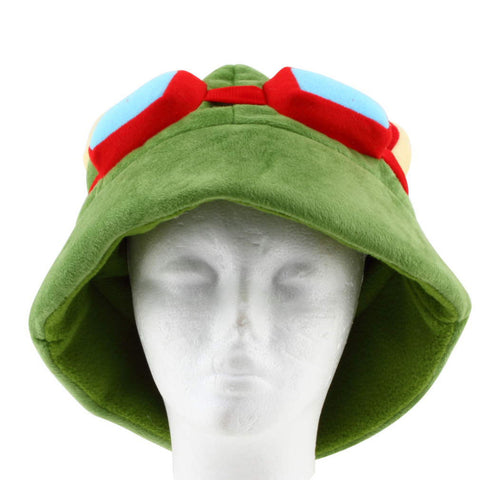 Chapéu do Teemo para Cosplay