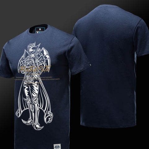 Camiseta Linha Stories Twisted Fate