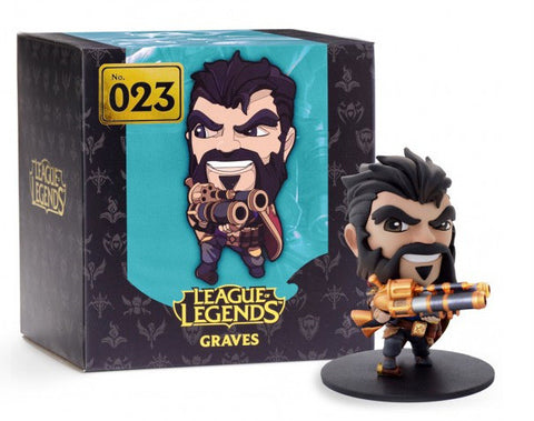 Action Figure Graves