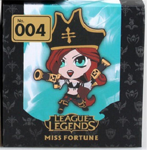 Action Figure Miss Fortune
