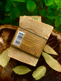 Handmade Olive Oil Aleppo soap – for face, hands and body