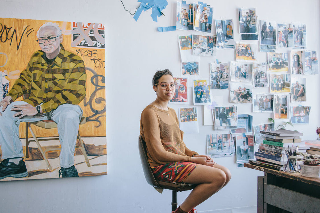 20 Female Artists Making Waves in Figurative Painting (from Artsy.net)