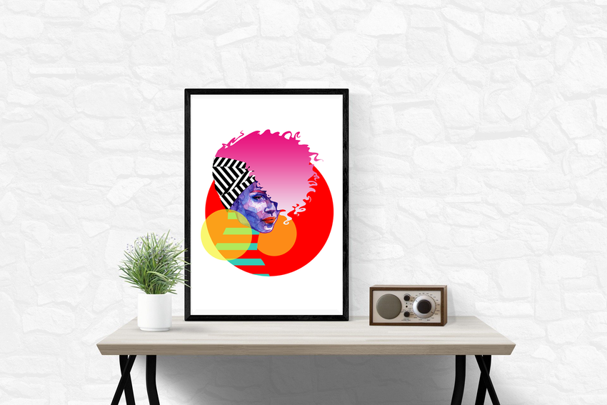 Eclipse I Art Print