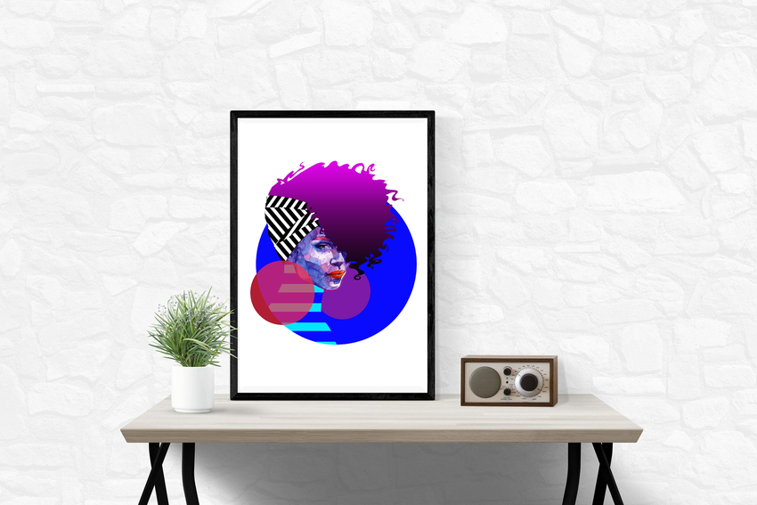 Eclipse II Art Print