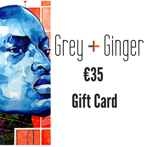Grey and Ginger Gift Card