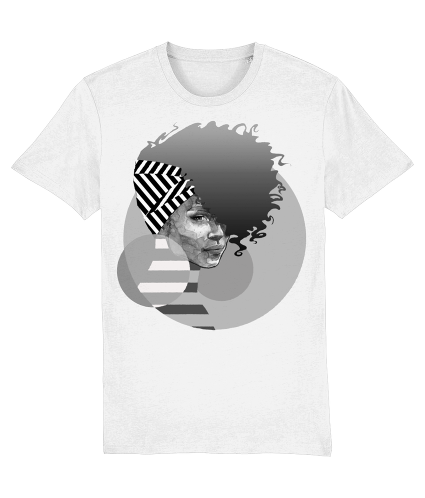 Eclipse B+W Organic T-shirt