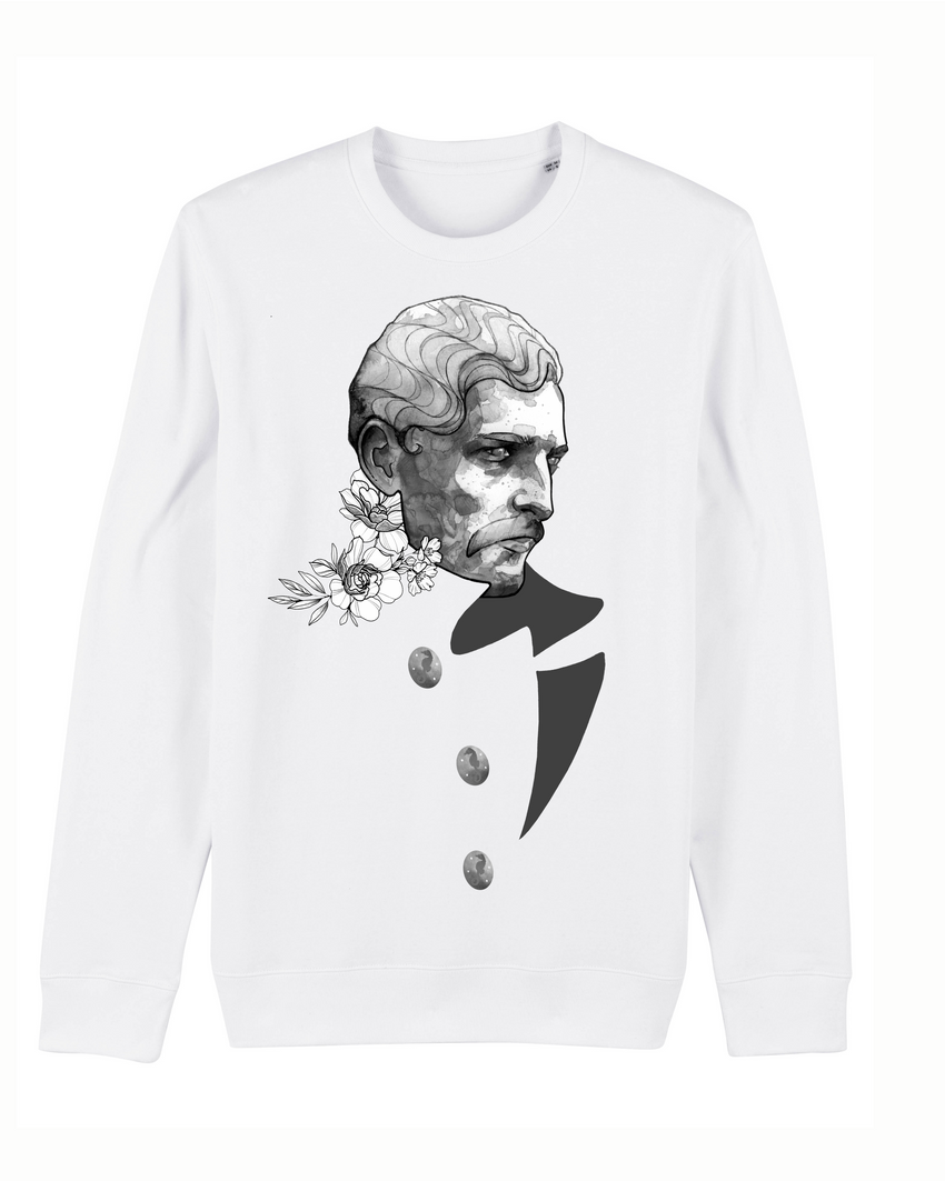 Guardian B&W Organic Sweatshirt