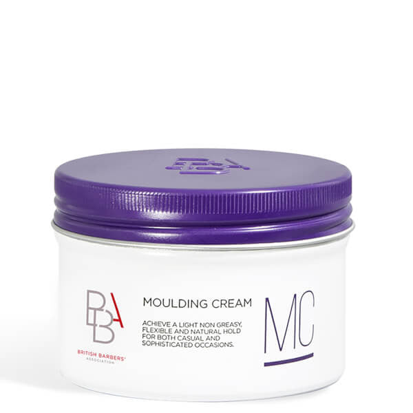 BRITISH BARBERS' ASSOCIATION HAIR MOULDING CREAM 100ML