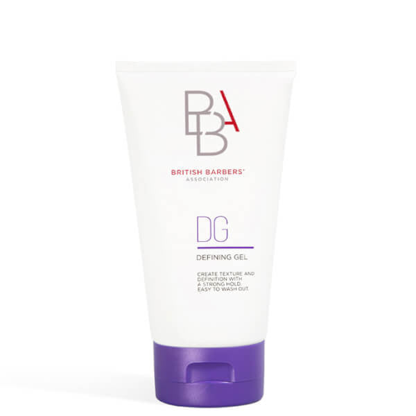 BRITISH BARBERS' ASSOCIATION HAIR DEFINING GEL 150ML