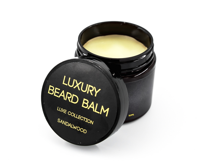 MANCAVE UAE LUXURY BEARD BALM