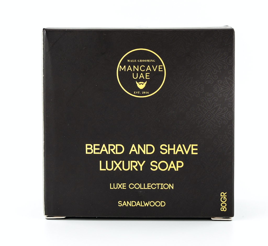 "MANCAVE UAE ""ULTIMATE BEARD GROOMING KIT"""