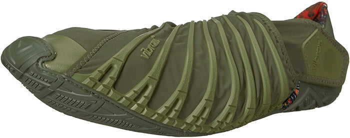 VIBRAM FUROSHIKI WRAP SHOES - GREEN