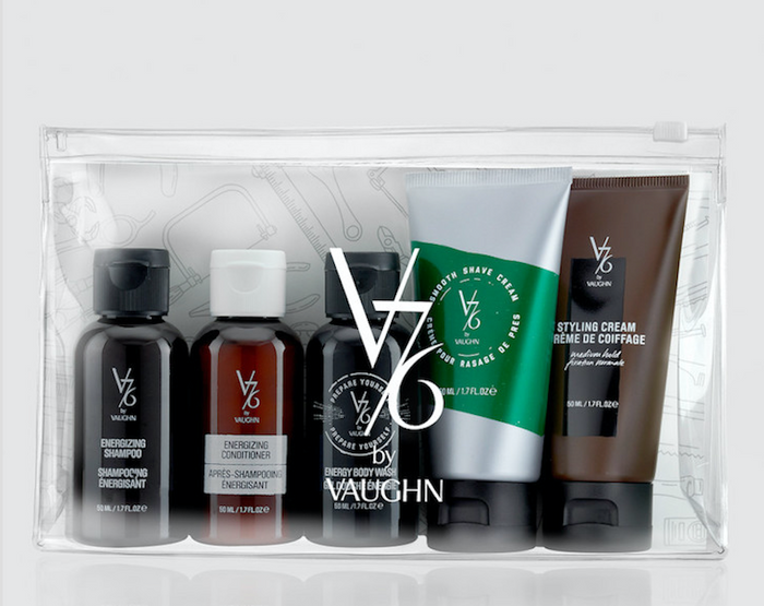 V76 WELL GROOMED TRAVEL KIT