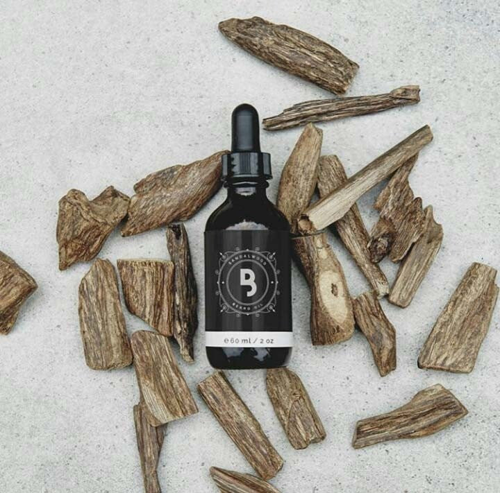 BABEL SANDALWOOD BEARD OIL
