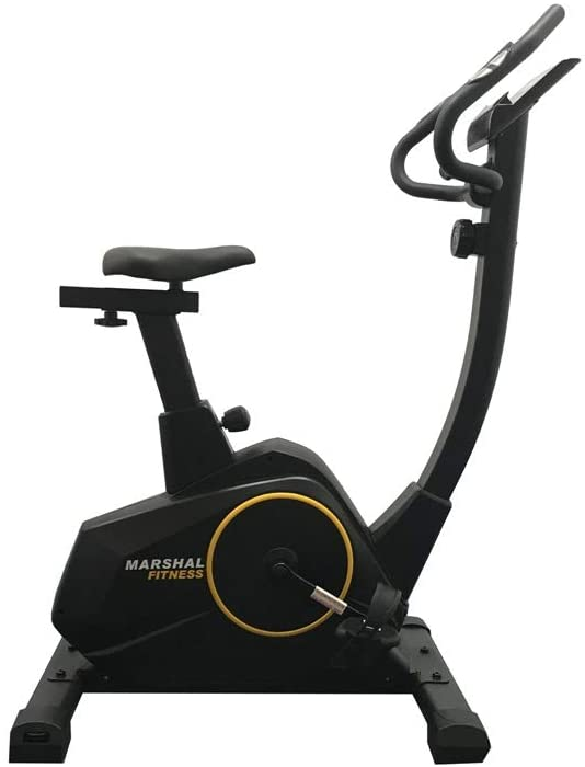 MF HOME GYM HEAVY DUTY MAGNETIC EXERCISE BIKE