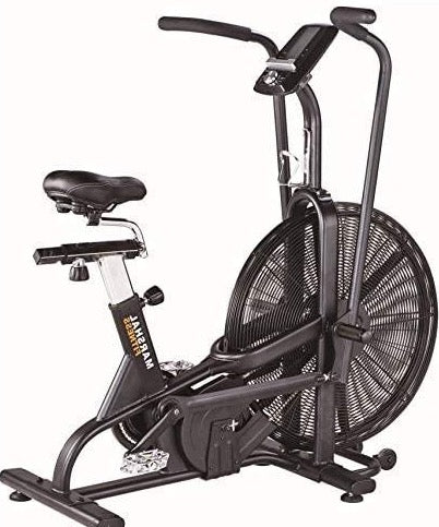 MF HOME GYM PROFESSIONAL CROSS FIT ASSAULT AIR BIKE