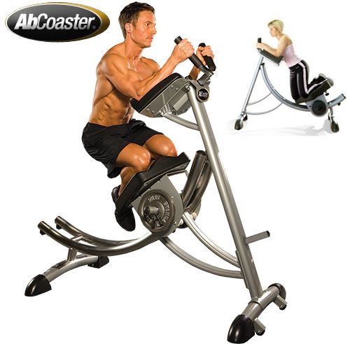MF HOME GYM FITNESS ABS COASTER