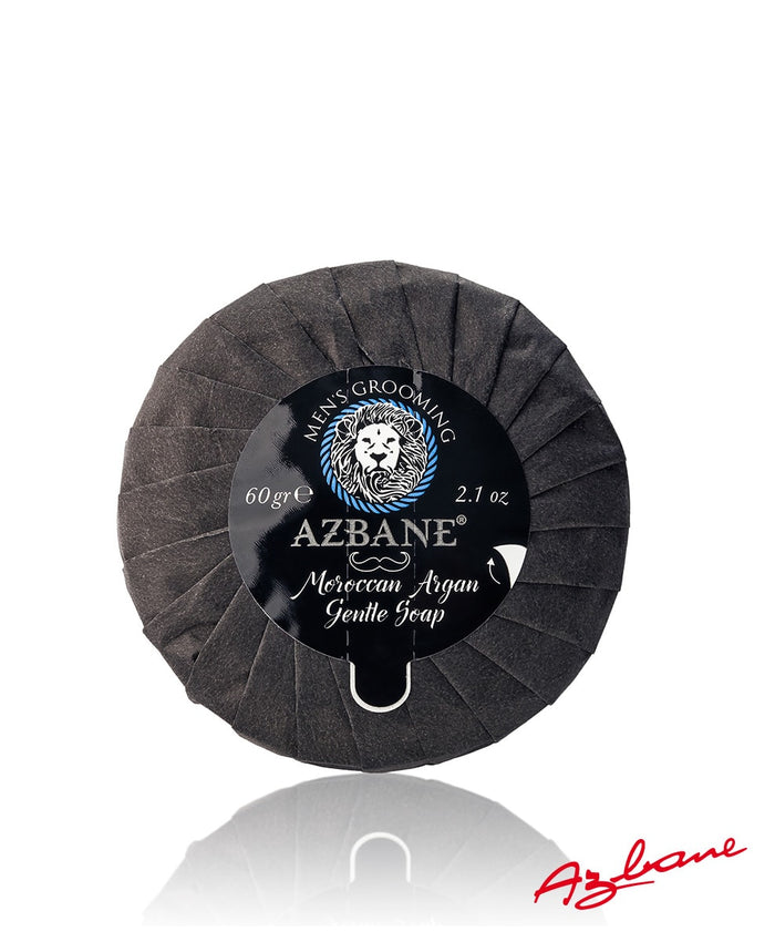 AZBANE LUXURY ARGAN OIL BEARD SOAP