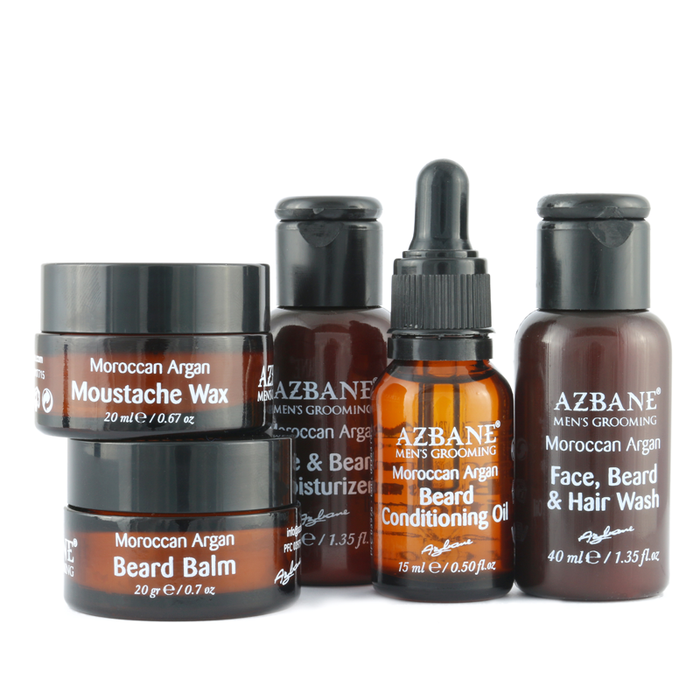 BEARD CARE PREMIUM STARTER KIT