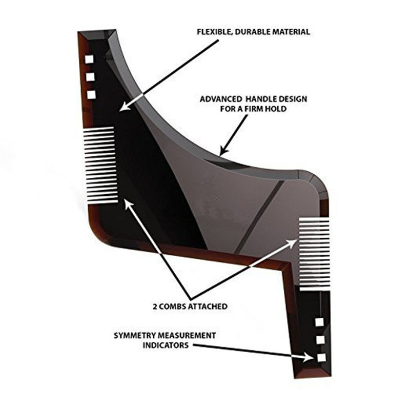 MANCAVE UAE BEARD SHAPING TOOL