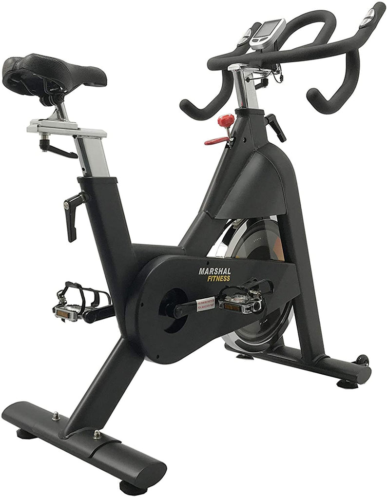 MF HOME GYM PROFESSIONAL HEAVY DUTY HOME SPINNING EXERCISE BIKE