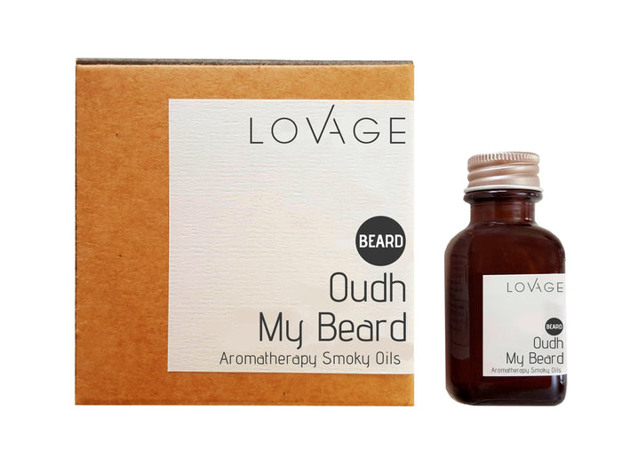 OUD INSPIRED BEARD OIL - OUDH MY BEARD
