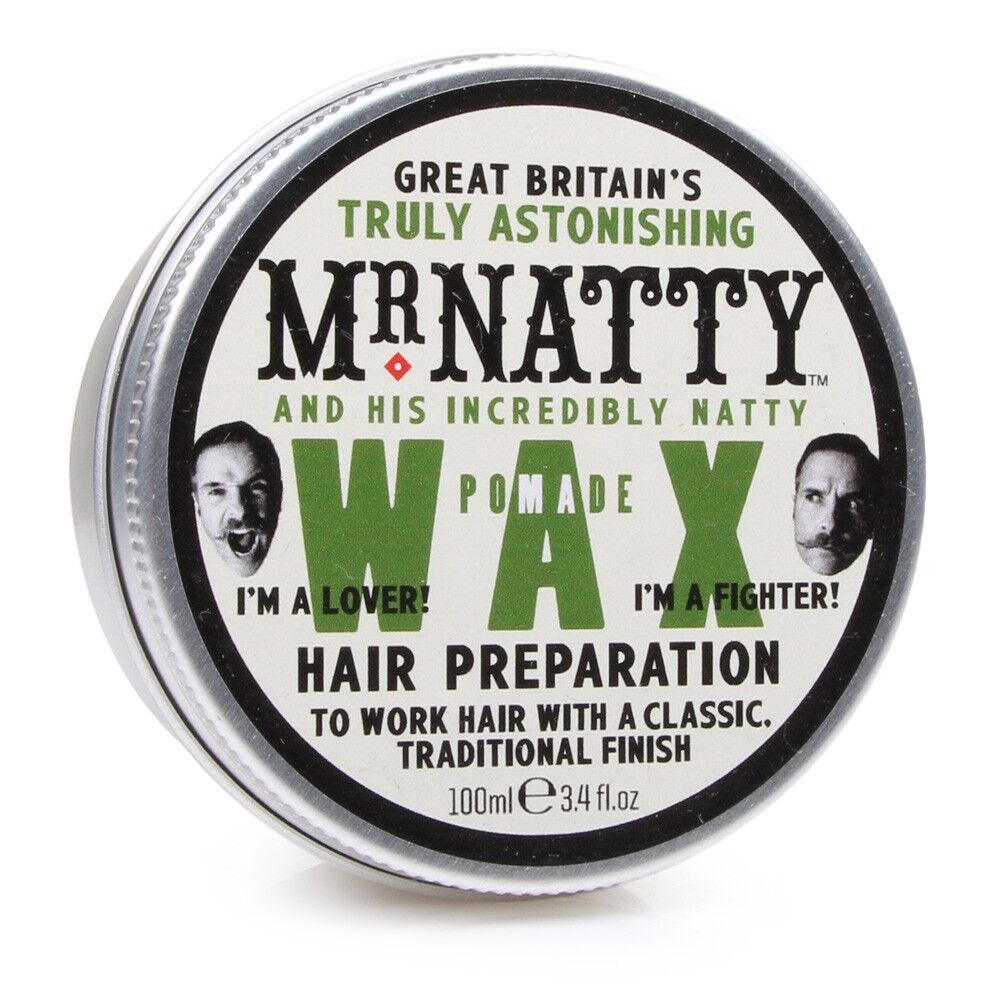 MR NATTY WAX HAIR PREPARATION 100ML